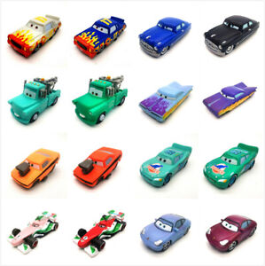 Original-Mattel-Disney-Pixar-Cars-Changers-Color-Raro-McQueen-Sally-Sheriff-Cars