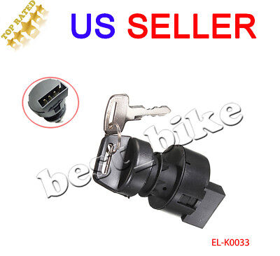 IGNITION KEY SWITCH CAN AM OUTLANDER 330 2X4 2004 2005 ATV SWITCH