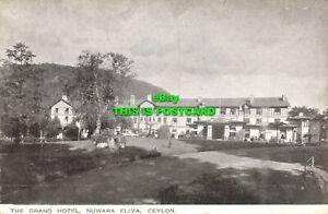 R592893 Grand Hotel. Nuwara Eliya. Ceylon