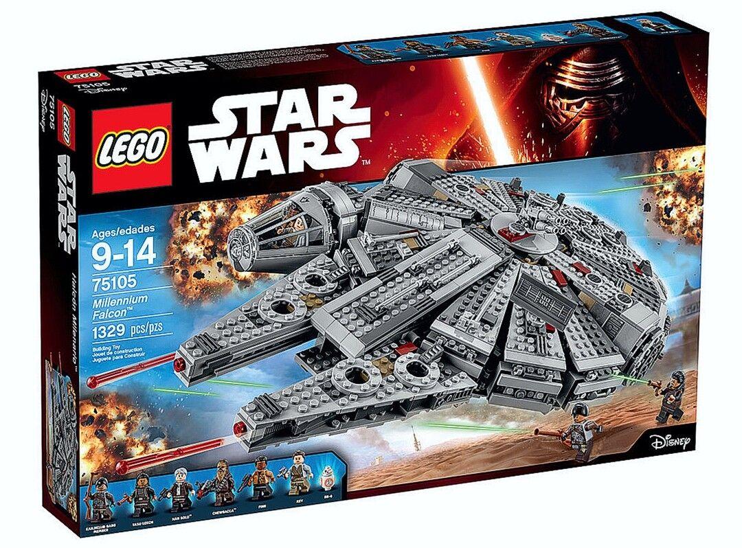Lego 75105 Star Wars Episode VII - Millennium Falcon von 2015 - NEU