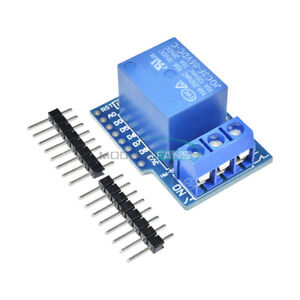 1CH-Relay-Shield-V2-Version-2-for-WEMOS-D1-mini-ESP8266-WiFi-Module-Arduino-MF