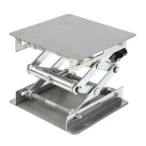Lab-Stand-Scissor-Lift-laboratorio-Jack-100x100x150mm-Equipaggiamento-fisico