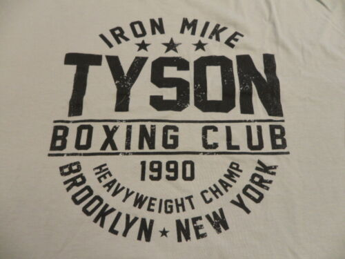 Official Iron Mike Tyson Boxing Club Brooklyn New