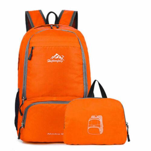 Outdoor Waterproof Rucksack Travel Hiking Camping Bag Men 35L Sports Backpack