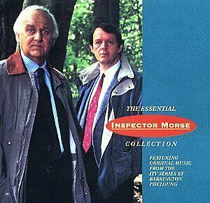 Barrington-Pheloung-The-Essential-Inspector-Morse-Collection-CD