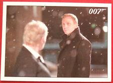 """JAMES BOND - Quantum of Solace - Card #090 - """"I Never Left."""""""