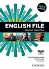 English File Advanced Class: The Best Way to Get Your Students Talking by Clive Oxenden, Christina Latham-Koenig (DVD, 2015)
