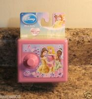 Disney Princess Mini Safe Bank