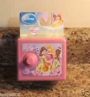 Disney Princess Mini Safe Bank