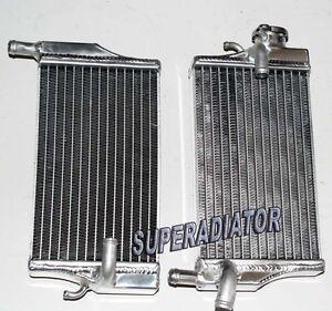 Aluminum Radiator fit for 2002-2004 Honda CR250 CR250R New left and right 2003