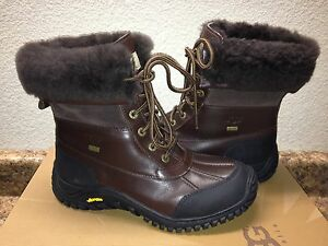 Image is loading UGG-ADIRONDACK-II-OBSIDIAN-Bella-WATERPROOF-Boot-US-