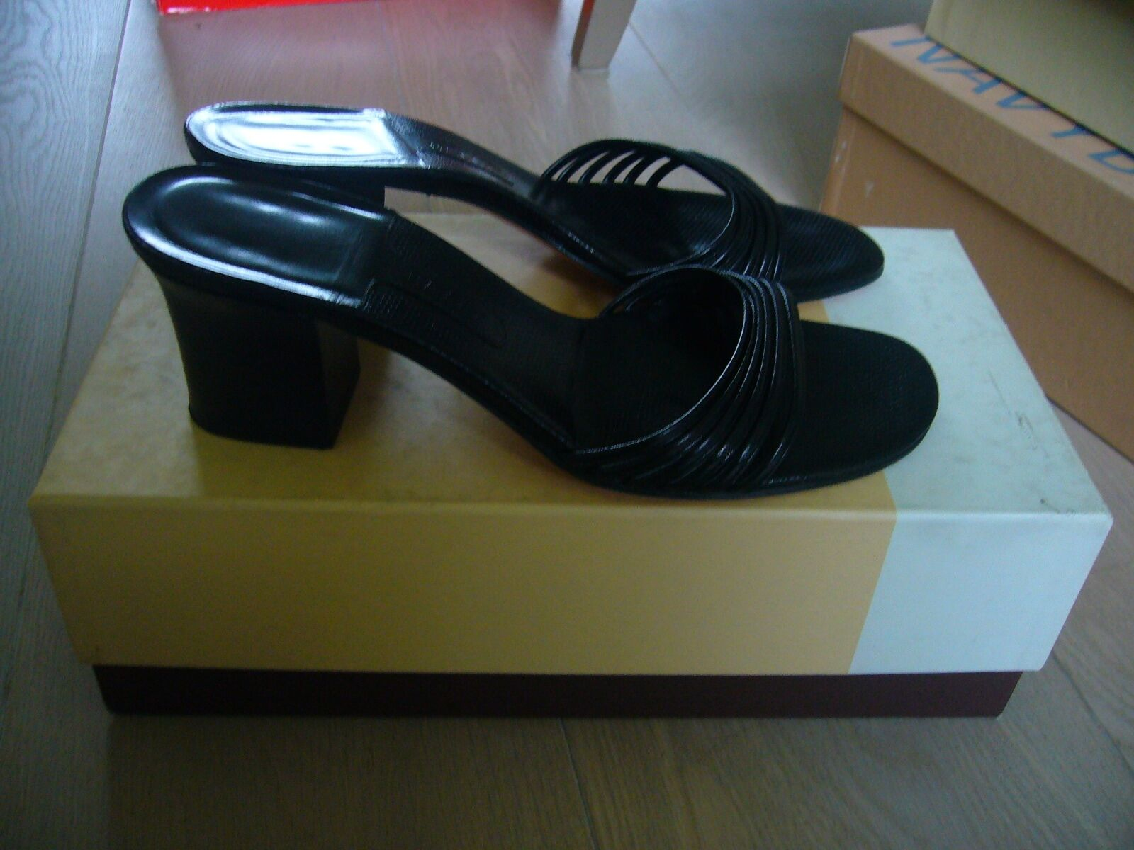 BALLY leather sandals in in in excellent state 746b6b