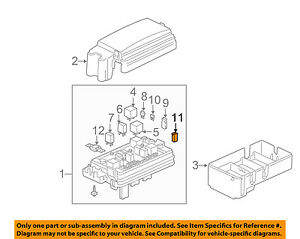 image is loading gm-oem-fusible-link-15319478