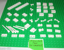 LEGO 2877 30377 4599 2412 2540 32028 4510 3957 Sliding Door Plate 1x8 4 10212