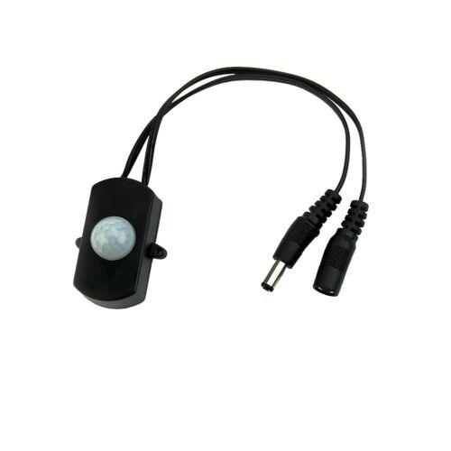 DC5-24V 5A LED Strip Automatic MINI PIR Infrared Motion Sensor Detector Switch M