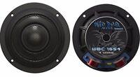 Hogtunes Wild Boar Audio 6.5 Front 4 Ohm 200 Watt Speakers For Harley 2014-2017