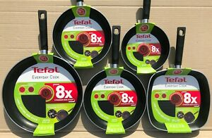Tefal-Everyday-Cook-Non-Stick-8x-Choose-Frying-Pan-or-Grill-Pan-32-26-24-20-cms