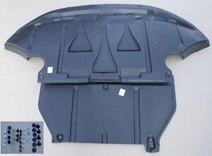 Unterfahrschutz-Getriebeschutz-TIPTRONIC-Clipse-Audi-A6-4b-Bj-1997-2004