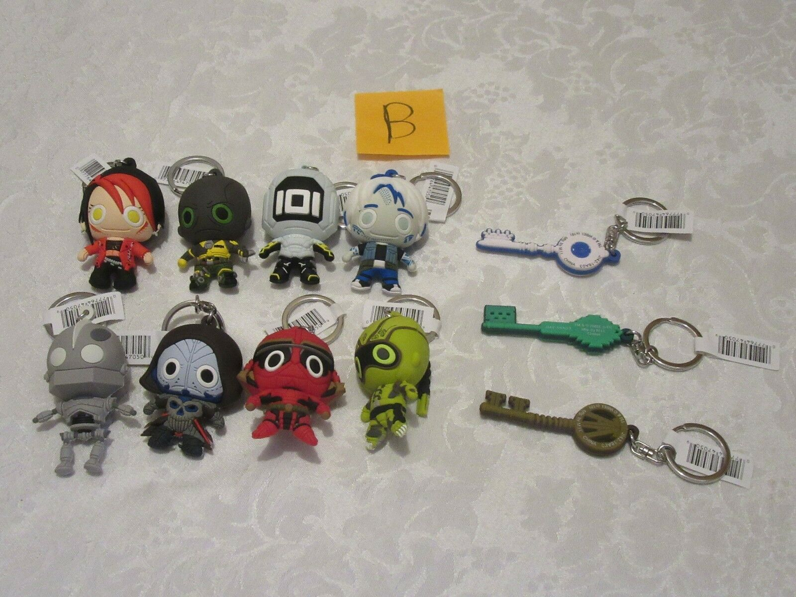 Monogram Monogram Monogram Figural Ready Player One Lot of 11 B Complete Set with Exclusives 5fe39a