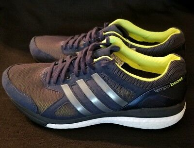 adidas Adizero Tempo Boost 7 Mens Running Shoes B22863 Sale Outlet Store
