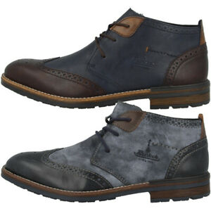 Details zu Rieker Almada Almada Eagle Men Schuhe Herren Halbschuhe Sneaker black 16320 00