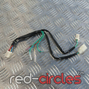 lifan 125cc 140cc kickstart pit bike wiring loom harness for rh ebay co uk lifan 110cc wiring harness lifan 125cc wiring harness