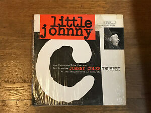 Johnny-Coles-LP-in-Shrink-Little-Johnny-C-Blue-Note-BST-84144-Stereo