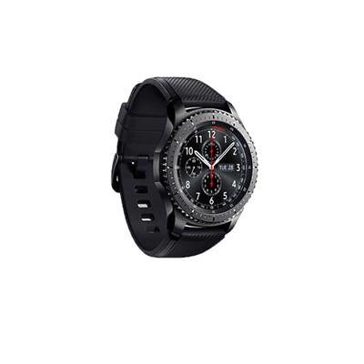Samsung Gear S3 R760 Frontier Black Smart Watch Ship From EU Nuevo