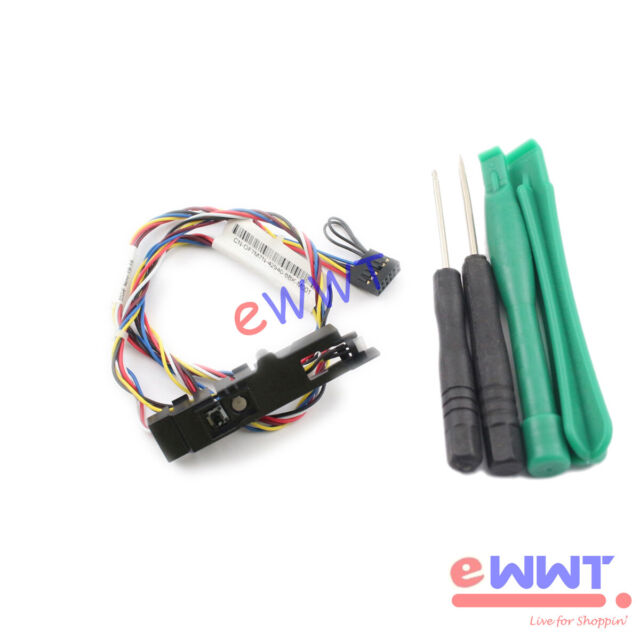 assembly 0f7m7n led power button cable+tools for dell xps 8300 8500 8700  zvop128
