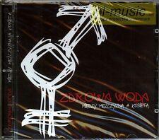 = ZDROWA WODA - MIEDZY MEZCZYZNA A KOBIETA / /CD  sealed from Poland