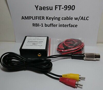 FT-991A Yaesu Amplifier Keying Cable FT-991A Amp Cable