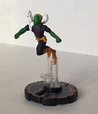 HeroClix UNLEASHED #021  BRAINIAC 5   Veteran  DC