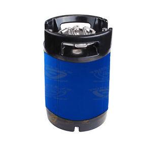 4 x 19 L litre Brand new Ball Lock Stainless Steel Keg