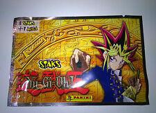 Yugioh Staks uno paquete sellado contiene 3 Staks & 1 mega stak 1996 De Aluminio