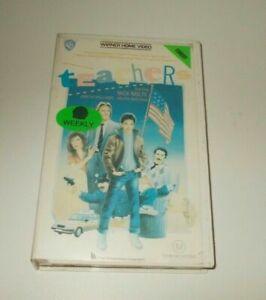Teachers-VHS-PAL-1984-Nick-Nolte-Ralph-Macchio