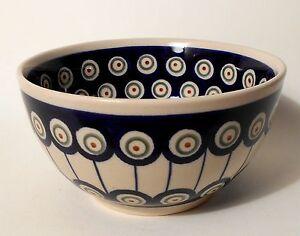 Schoene-Obst-bzw-Mueslischale-aus-Bunzlauer-Keramik-Durchmesser-14-cm-5001