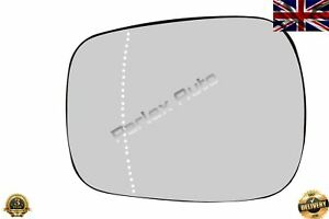 Both Side Manual Control Wing Mirror Glass 7701048400 Renault Kangoo LH//RH