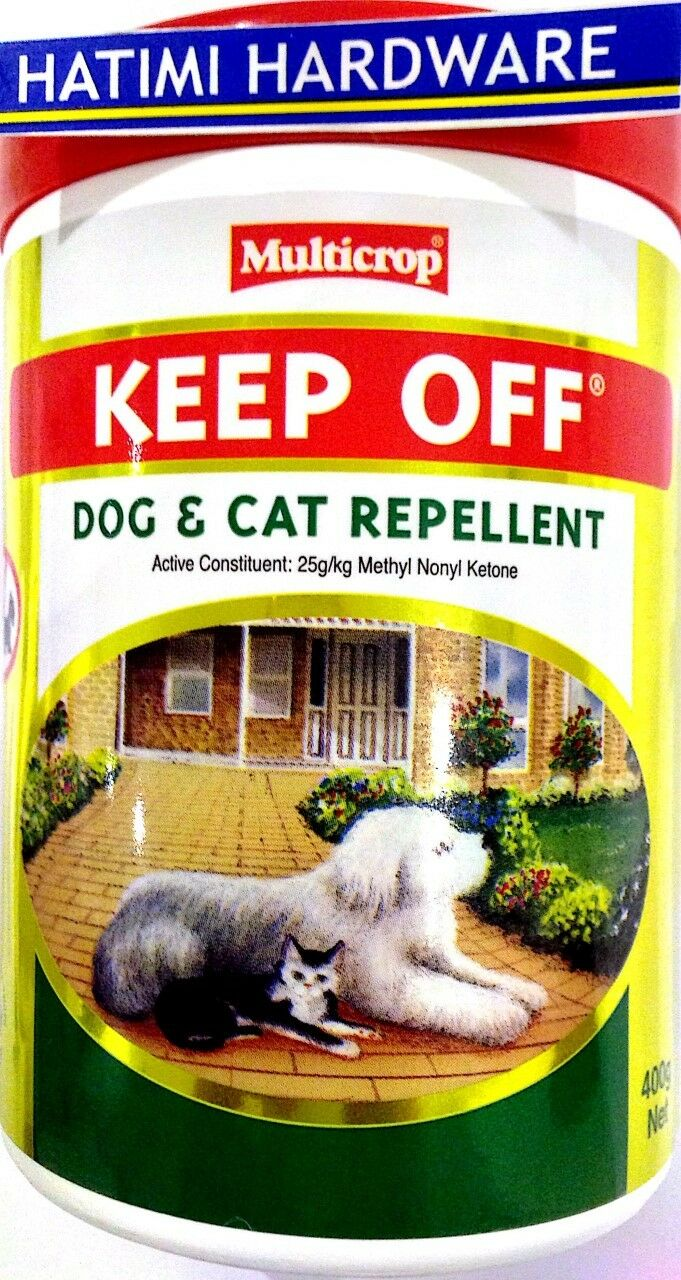 Keep Off Gel Dog Amp Cat Repellent 400g Multicrop Train Dogs