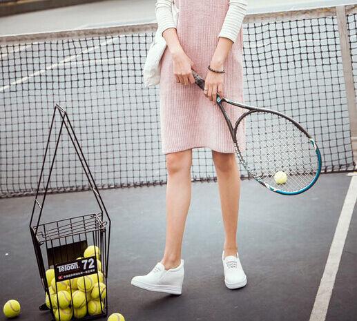 Ballerine mocassini scarpe donna tacco 4.5 bianco comode simil pelle comode bianco 9211 ef6c7c