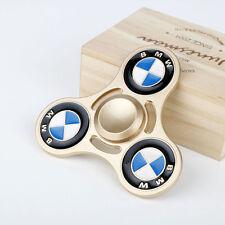 für BMW Round Spinner Fidget Hand Finger Focus Spielzeug EDC Toy ADHD Autismus