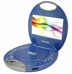 Sylvania-SDVD7046-7-Inch-Portable-DVD-Player-with-Integrated-Handle