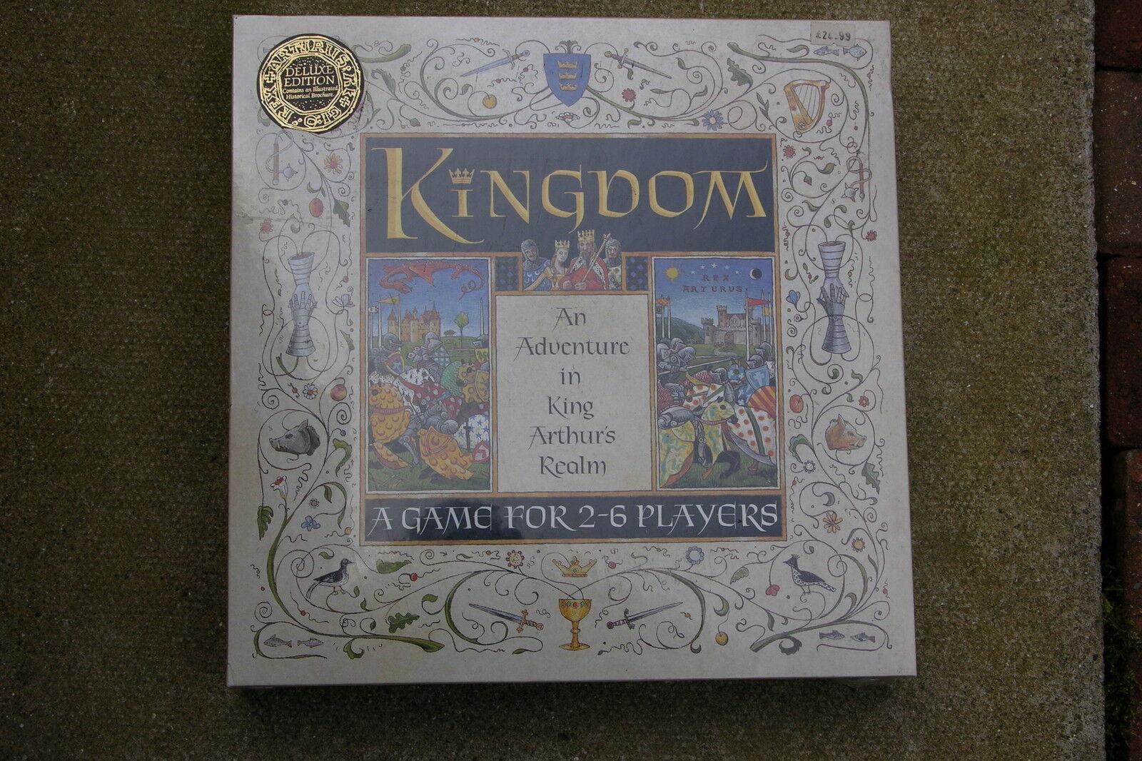 Königreich, ein abenteuer in könig artus' reich, bnib