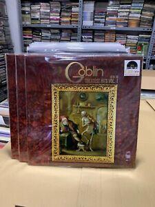 Goblin LP Greatest Hits Vol 1 1975-79 Red Coloured Vinyl RSD 2020
