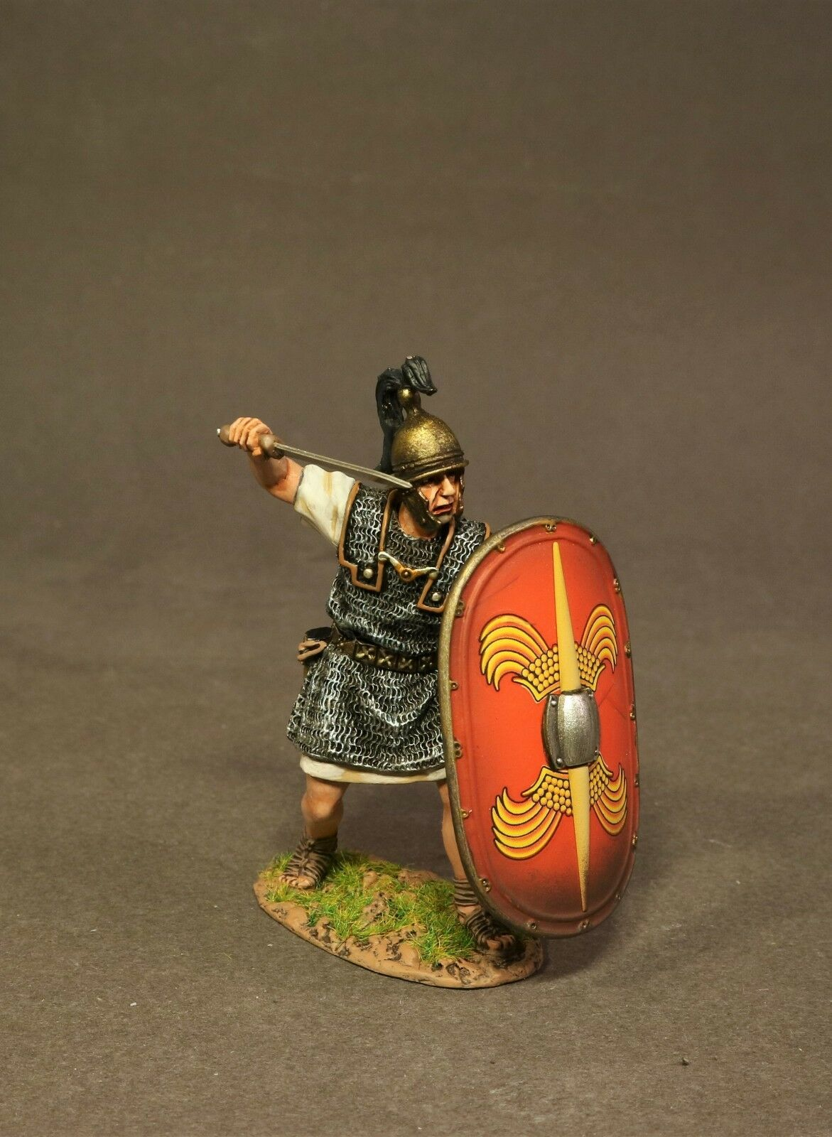 John Jenkins Roman Empire Age Of Arthur RR-09R Legionär Angriff auf  2 MIB  | Ideales Geschenk für alle Gelegenheiten