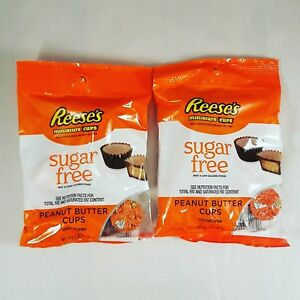 Sugar-Free-Reese-039-s-Peanut-Butter-Cups-Individually-Wrapped-2-Bags-3oz-each