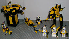 Lego Star Wars Clone Wars Custom Commander Bly 327th Star Corps Walker Speeder
