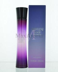 42f2bdac528f Giorgio Armani Armani Code Cashmere Women Eau De Parfum 2.5 OZ 75 ML ...