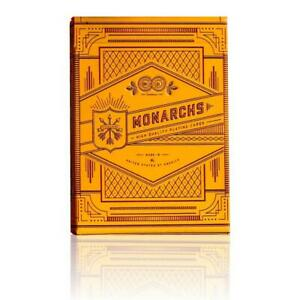 Monarchs-Playing-Cards-Mandarin-Edition-New-Monarch-deck-by-Theory-11