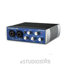 Presonus AudioBox USB 2 x 2 USB Recording Interface w/ software MINT