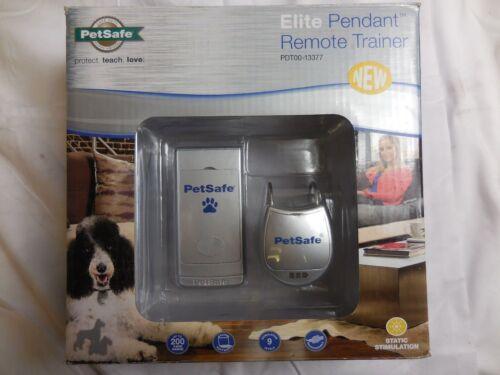 PetSafe Elite Pendant Remote Trainer PDT00-13377 Dog Training